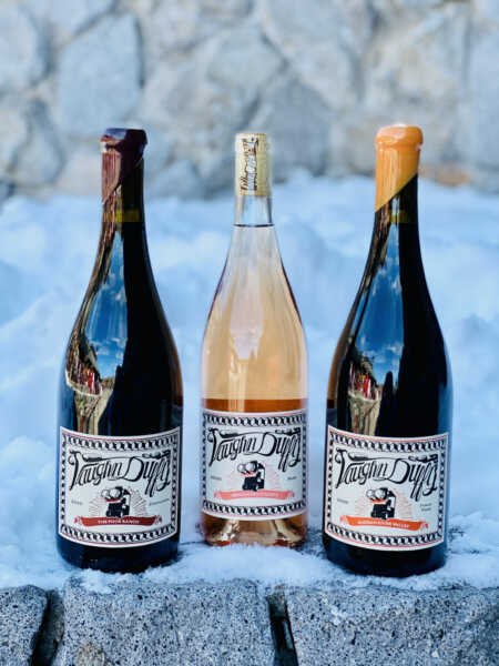 Three Spring Release Wines