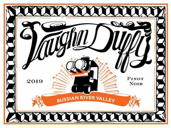 2019 Russian River Pinot Label